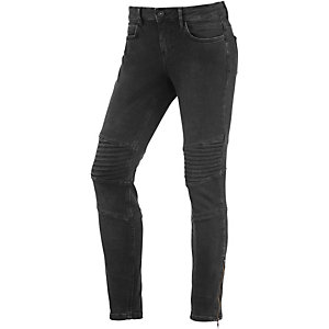 TOM TAILOR Jona Skinny Fit Jeans Damen black denim