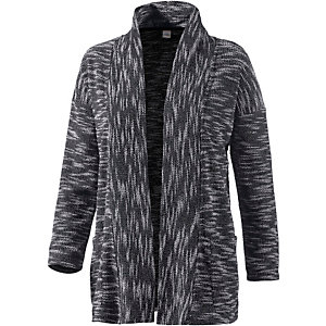 iriedaily Strickjacke Damen anthrazit