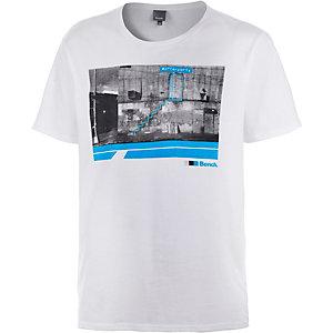 Bench T-Shirt Herren weiß