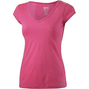 super natural Funktionsshirt Damen fuchsia