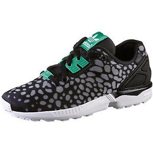 adidas ZX Flux Dacon Sneaker Damen schwarz/grau