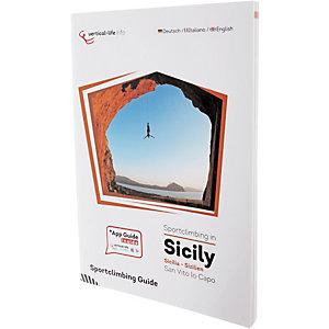 Vertical-Life Sportclimbing in Sicily Kletterführer Buch -