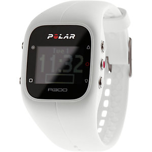 Polar A300 Fitness Tracker weiß