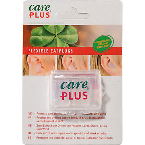 Care Plus Flexible Earplugs 4PCS Gehörschutz -