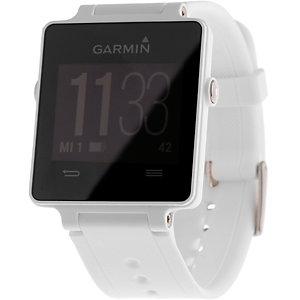 Garmin Vivoactive HRM Bundle weiß Fitness Tracker weiß