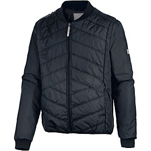 Bench PULSE Steppjacke Herren schwarz