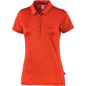 OCK Poloshirt Damen orange