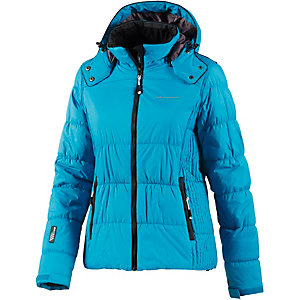 White Season Skijacke Damen aqua