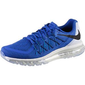 Nike AIR MAX 2015 Laufschuhe Herren blau