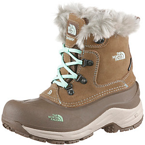 The North Face McMurdo Stiefel Mädchen braun/mint