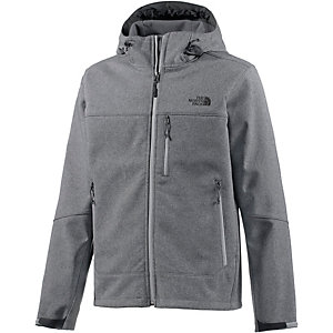 The North Face Apex Bionic Softshelljacke Herren grau