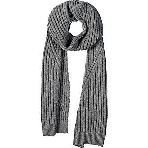 Bench Schal Herren grau