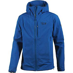 Mountain Hardwear Ozonic Funktionsjacke Herren blau