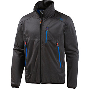 CMP Softshell light Softshelljacke Herren grau