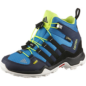 Adidas Terrex Wanderschuhe Kinder blau/grün im Online Shop von