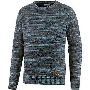 Pepe Jeans Strickpullover Herren blau/grau