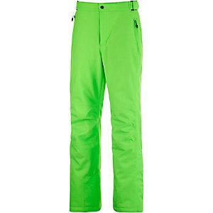 Maier Sports Skihose Herren neongrün