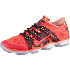 Nike Zoom Fit Agility 2 Fitnessschuhe Damen orange/grau