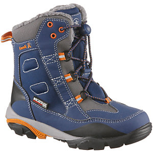Kamik Freerider Stiefel Kinder blau/orange