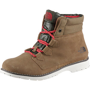 The North Face Ballard Roll-Down Se Winterschuhe Damen braun/oliv