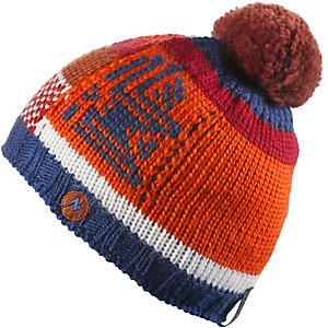 Marmot Billy Hat Bommelmütze Damen blau/bunt