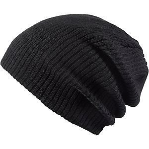 Strellson Sportswear Beanie Herren schwarz
