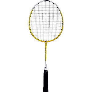 Talbot-Torro 2 Attacker Junior Badminton Set Kinder blau/gelb