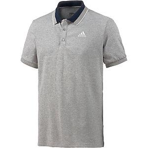 adidas Essential Poloshirt Herren graumelange
