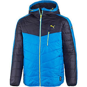 PUMA Active Norway Winterjacke Herren blau