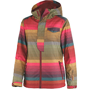 O'NEILL Pulse Snowboardjacke Damen braun/pink