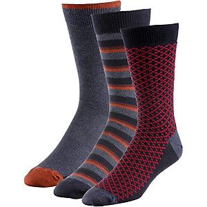 PME LEGEND Socken Pack Herren blau/rot