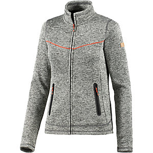 Roxy CRYSTAL Strickfleece Damen graumelange