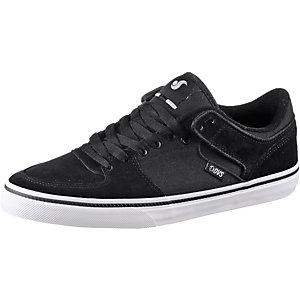 DVS Torey Low Sneaker Herren Black Suede