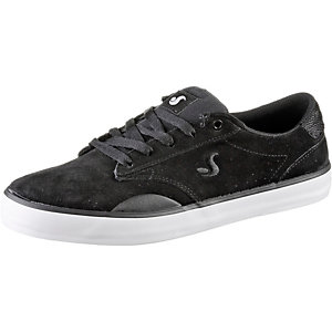 DVS Daewon 14 Sneaker Herren Black Suede