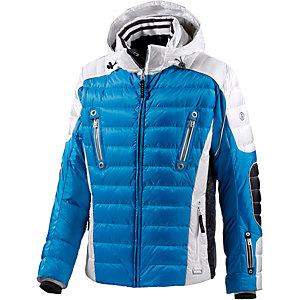 bogner ruven d skijacke herren blau wei im online shop von sportscheck kaufen. Black Bedroom Furniture Sets. Home Design Ideas
