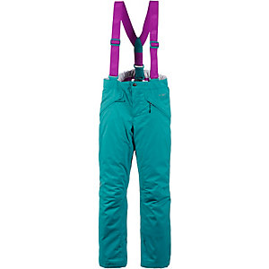 The North Face Skihose Mädchen türkis