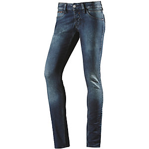 Herrlicher Touch Skinny Fit Jeans Damen black denim