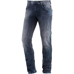 TOM TAILOR Slim Fit Jeans Herren dark denim