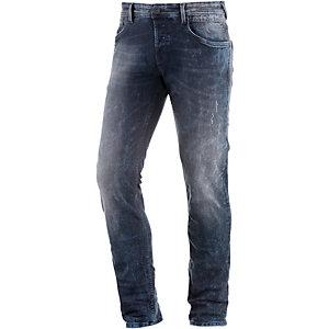 TOM TAILOR Slim Fit Jeans Herren dark denim