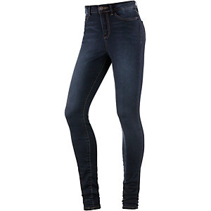 TOM TAILOR Janna Skinny Fit Jeans Damen blue denim