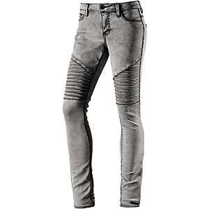 TOM TAILOR Jona Skinny Fit Jeans Damen grey denim