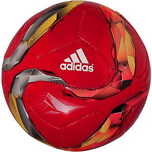 adidas FC Bayern Torfabrik Mini Fußball rot