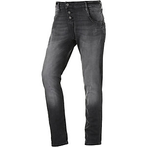 Mavi Mira Röhrenhose Damen black denim