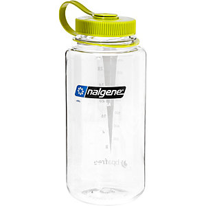 Nalgene Everyday Weithals Trinkflasche transparent