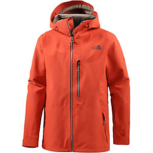 The North Face Fuse Form Brigandine Skijacke Herren orange