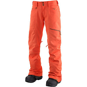 Roxy CABIN Snowboardhose Damen orange