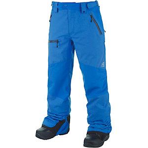 Nitro Snowboards Cascade Snowboardhose Herren blau