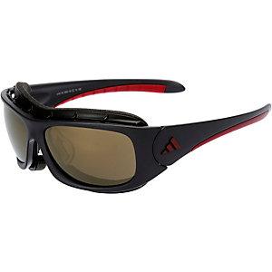 adidas Terrex Pro Sportbrille schwarz/rot