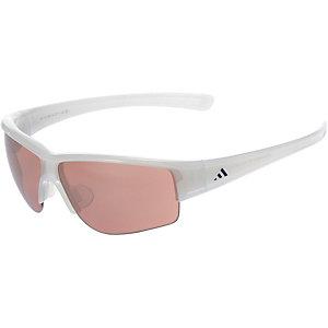 adidas Evil Cross Halfrim Sportbrille weiß