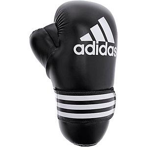 adidas Semi Contact Boxhandschuhe schwarz